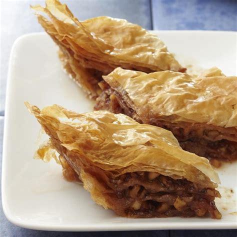greek baklava recipe all recipes uk