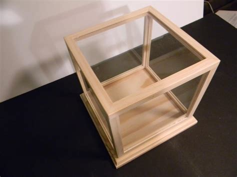 wood and glass display cabinet glass display cases now available 187 scale model and
