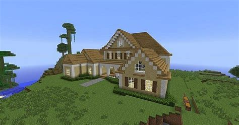 coolest minecraft homes really cool minecraft houses nice a really nice house i wish i lived there minecraft