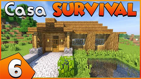 come costruire una casa come costruire una casa per il survival su minecraft