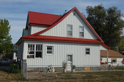 Metal Siding Homes Pictures To Pin On Pinterest Pinsdaddy