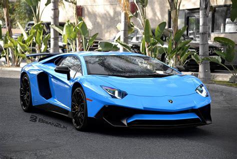 Wie Viel Kostet Ein Lamborghini Veneno by Blu Cepheus Lamborghini Aventador Lp750 4 Sv Http Www