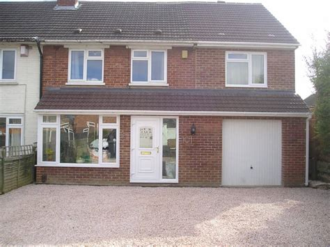 side house extension double storey side extension single storey front wells road barnwood darren hendry