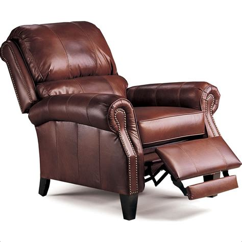 how to buy the best leather recliner decoration channel