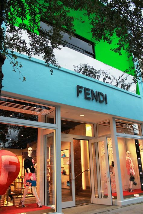 Fendi Home Design District Fendi Design District Hora Miami