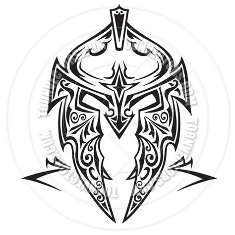 tribal warrior tattoo designs tribal warrior designs www pixshark images