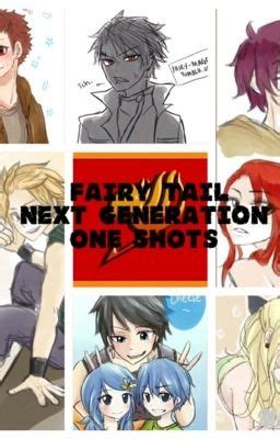 fairy tail  generation  shots  wattpad