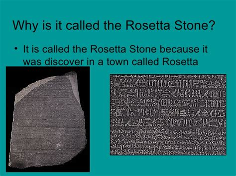rosetta stone what is it the rosetta stone by maggie
