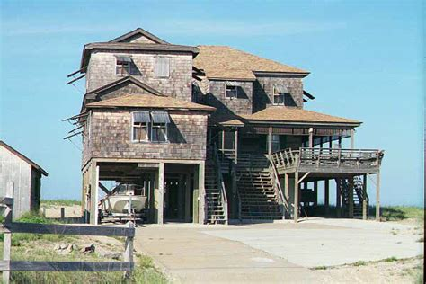 outer banks houses not so nou our house