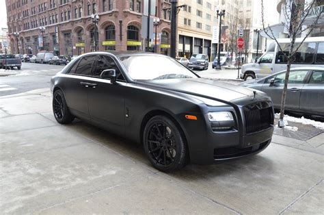 bentley metallic 2014 rolls royce ghost stock r143 for sale near chicago