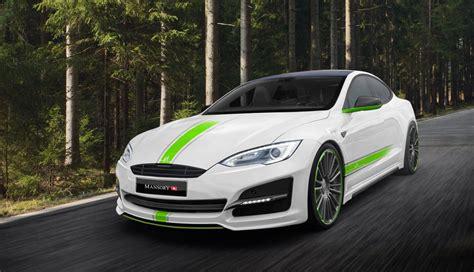 Tesla Aftermarket Mansory Offers Tesla Model S Aftermarket Kit