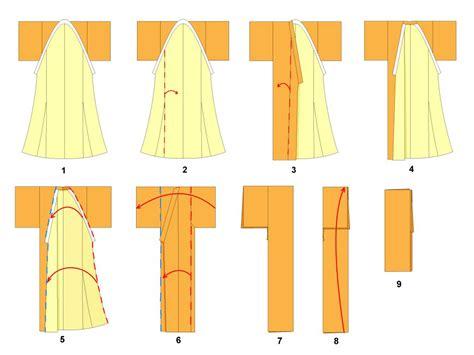 Origami Kimono Folding - wiki kimono upcscavenger