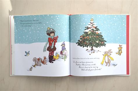 belle boo    merry christmas paperback book  goose toys