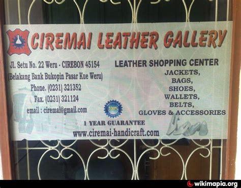 Jaket Kulit Domba Pesanan Khusus Pks 25 ciremai leather handicraft perdana leather desa weru kidul