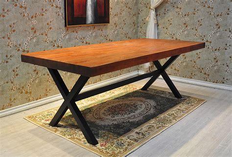 table salle a fer et bois myqto