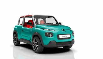 new citreon car citroen e mehari the electric buggy you can buy in