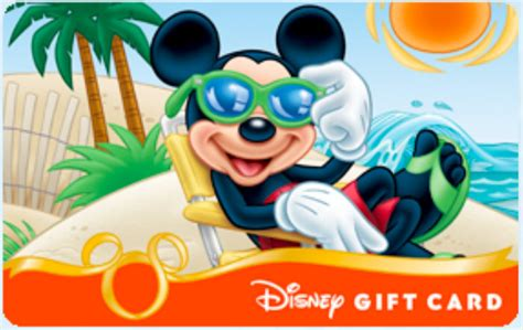 Disney Gift Card - going to disney got kids get em gift cards disney s cheapskate princess