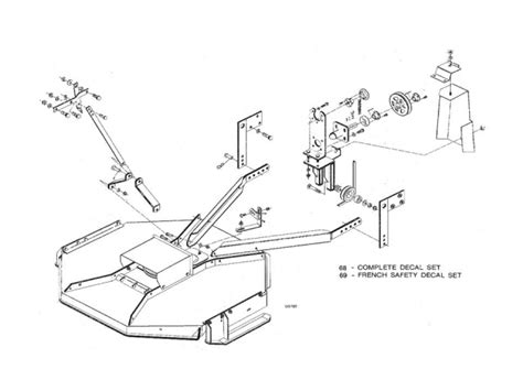 woods finish mower belt diagram woods finish mower belt diagram 28 images 520 woods