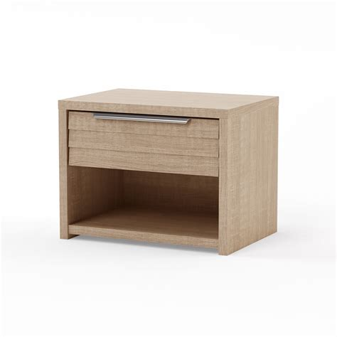 tiroir chevet suspendu table de chevet contemporaine design ciabiz