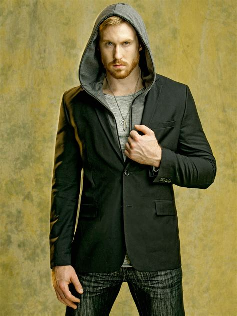 Jaket Fashion Cowok Distro Model Navy Anchor Square Grey Hoodie 271 Adon Exclusive Model Kevin Selby By David Vance Adon
