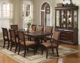 Black Formal Dining Room Sets Formal Dining Room Tables Black Home Design Ideas