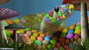 rainbow colored snake pin the hobbit coloring pages dwarfgif on