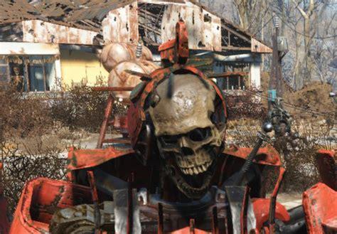 Fallout 4 Automatron Mini Game by Robot Customization In Automatron Fallout 4