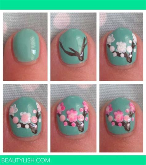 nail art tutorial for beginners step by step easy nail art designs ideas makeup tutorials