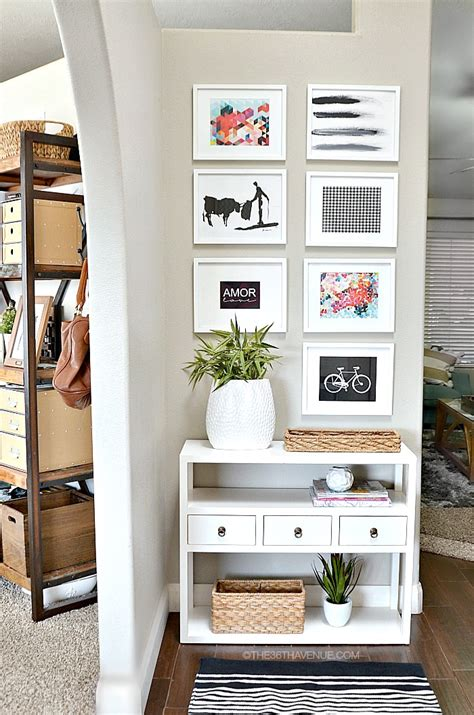 entryway decorating idea ikea decora the 36th avenue home decor entryway and free
