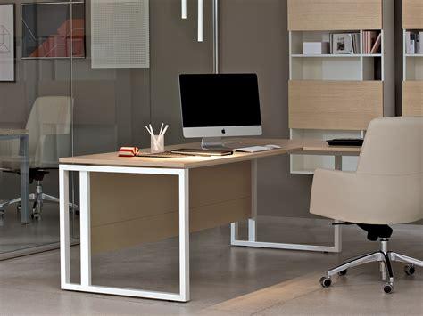 wallpaper scrivania rectangular workstation desk asterisco in estel office
