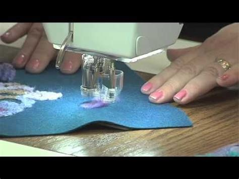 bernina felting foot 17 best images about bernina sewing machine tutorials on