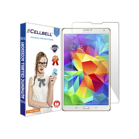 Tempered Glass Samsung Tab S T700 samsung galaxy tab s sm t700 tempered screen glass