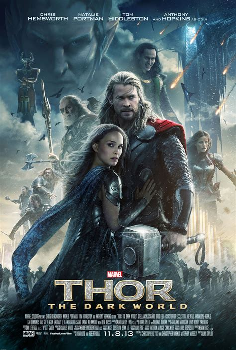 thor film series wikipedia thor the dark world film the mighty thor fandom