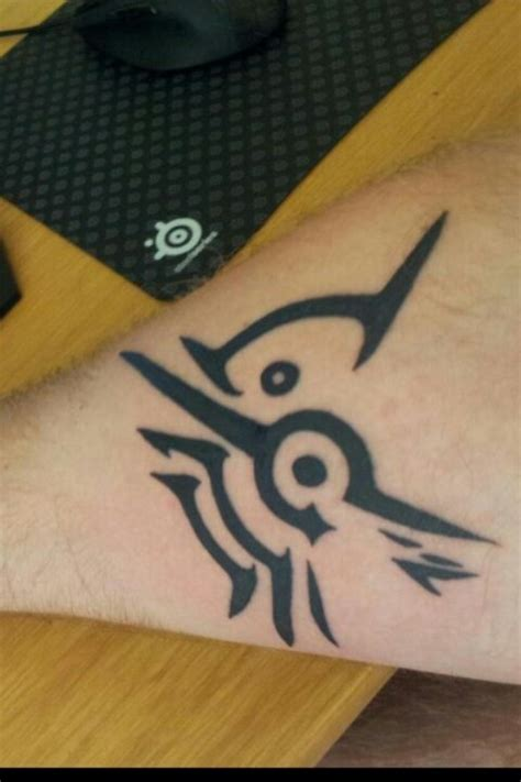 dishonored tattoo dishonored dishonored