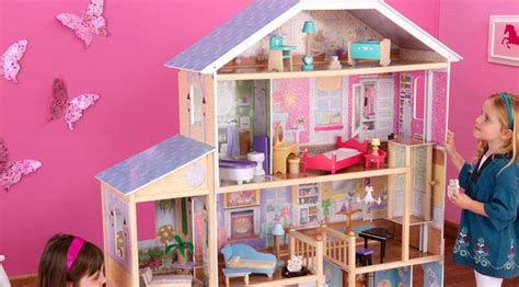 kidkraft barbie house kidkraft majestic dollhouse 5star consumer product reviews5star consumer product reviews