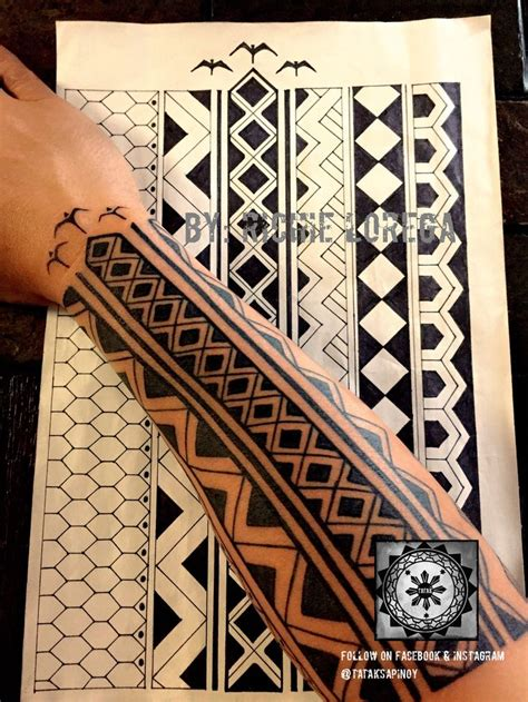 mindanao tribal tattoo 7 best sarimanok images on briefs coloring