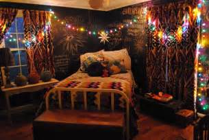 bohemian bedroom diy hippie decor ideas throughout