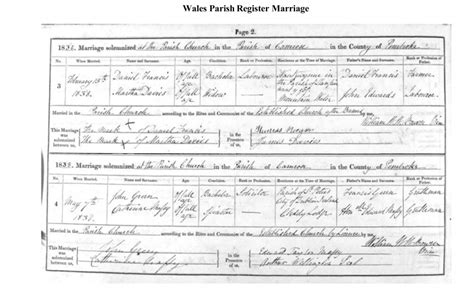 Family Tree Records Genealogy Family History Ancestry