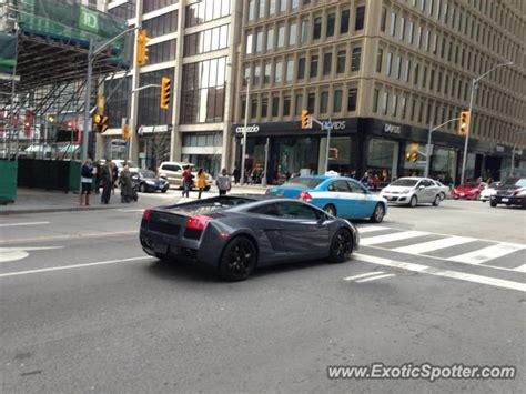 Lamborghini Of Toronto Lamborghini Gallardo Spotted In Toronto Canada On 04 18 2013