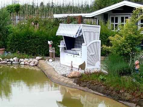 Kleiner Strandkorb by Die Richtigen Accessoires F 252 R Die Gartengestaltung