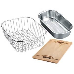 Kitchen Sink Accessories Basket Carron Phoenix Lavella 150 Kitchen Sink Accessory Pack