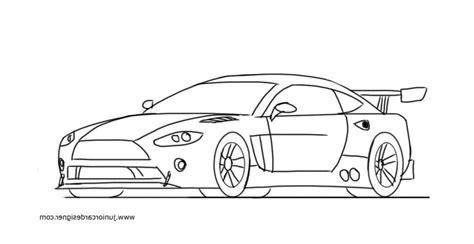 kid race car drawing simple drawing of car drawing gallery