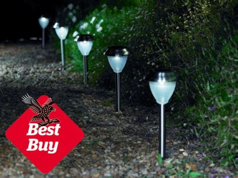 solar lights uk best solar garden lights brightest solar landscape