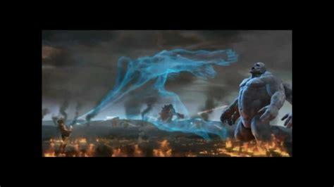 God Of War Le Film Bande Annonce Vf | god of war 2 le film bande annonce youtube