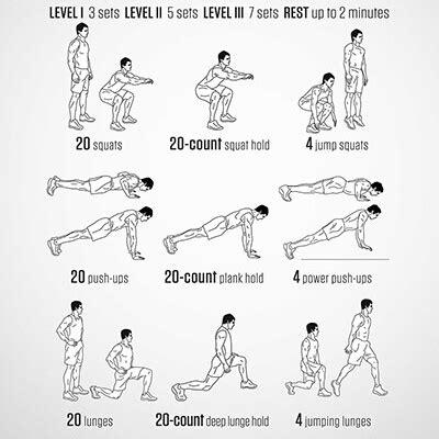 esercizi corpo libero casa circuito allenamento a corpo libero alessandro barbano
