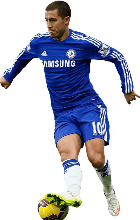 chelsea png eden hazard dribble transparent png stickpng