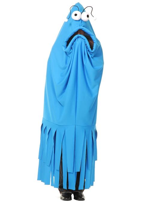 womens gizmo monster costume adult blue monster madness costume sexy for women and