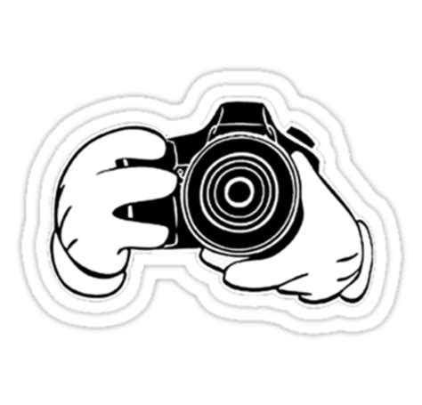 Sticker Micky Mini Mouse Dinding 1 mickey mouse photocamera sticker png by glorijadubravcic