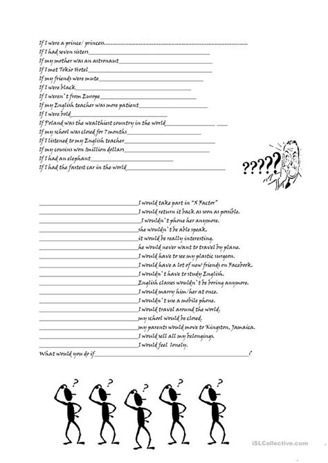 free printable worksheets was were if i were worksheet free esl printable worksheets