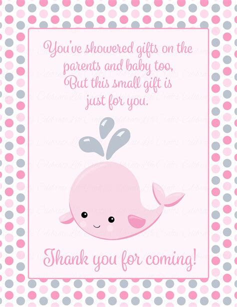 Thank You Favors Baby Shower by 69 Best Baby Shower Decorations Favors Images On